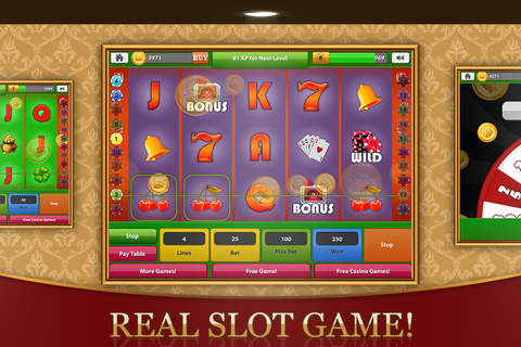 Lucky 777 Vegas Casino - Free Video Slots Game - W - náhled