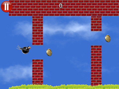 Flappy Wrecking Ball Bird Pro Full Version screenshot 7