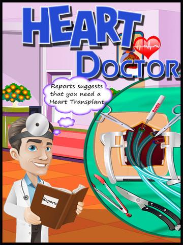 heart surgery simulator free virtual heart transplant game
