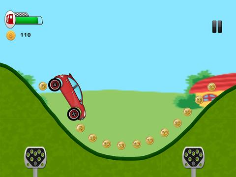 Monster Truck Hill Climb - Pro screenshot 6