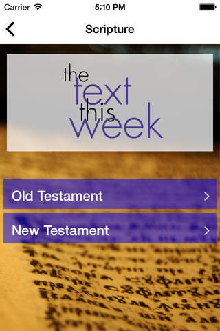 The Text This Week - náhled