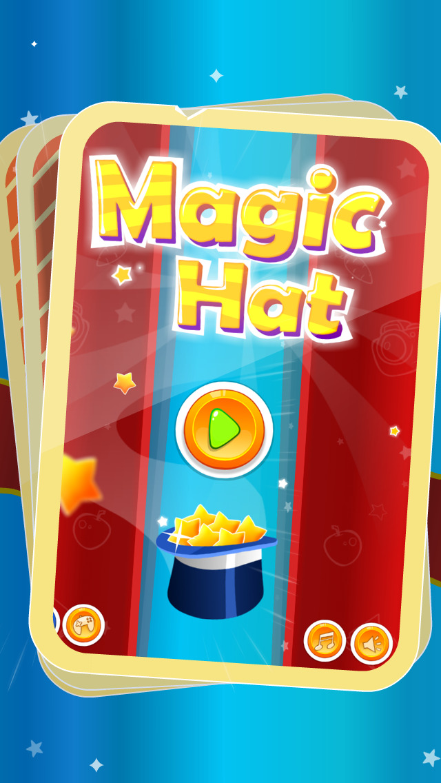 Magic Hat - Free Collapse Match-3 Puzzle Game screenshot 1