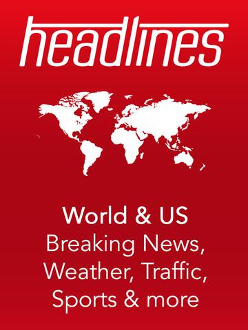 Breaking News Headlines: World US Daily Alerts App screenshot 6