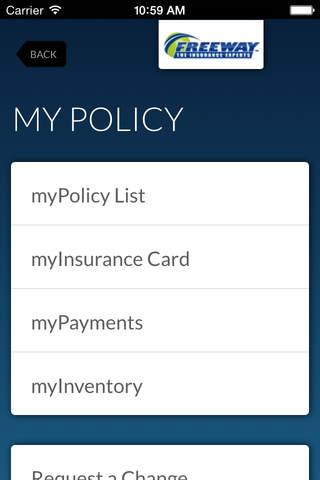 myInsurance - Freeway Insurance - náhled