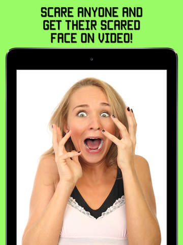 scaryCAM: Prank your friends and record their reactions! screenshot 6