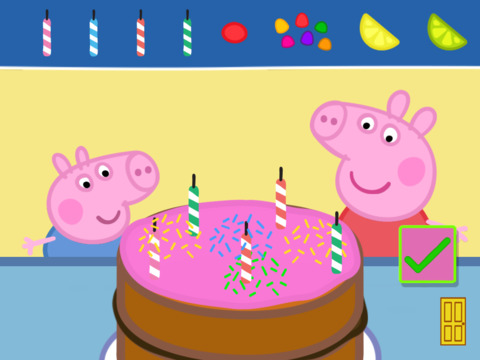 Peppa Pig's Party Time screenshot #3