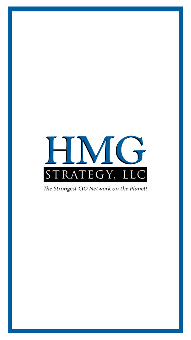 HMG Strategy CIO Summits screenshot 1
