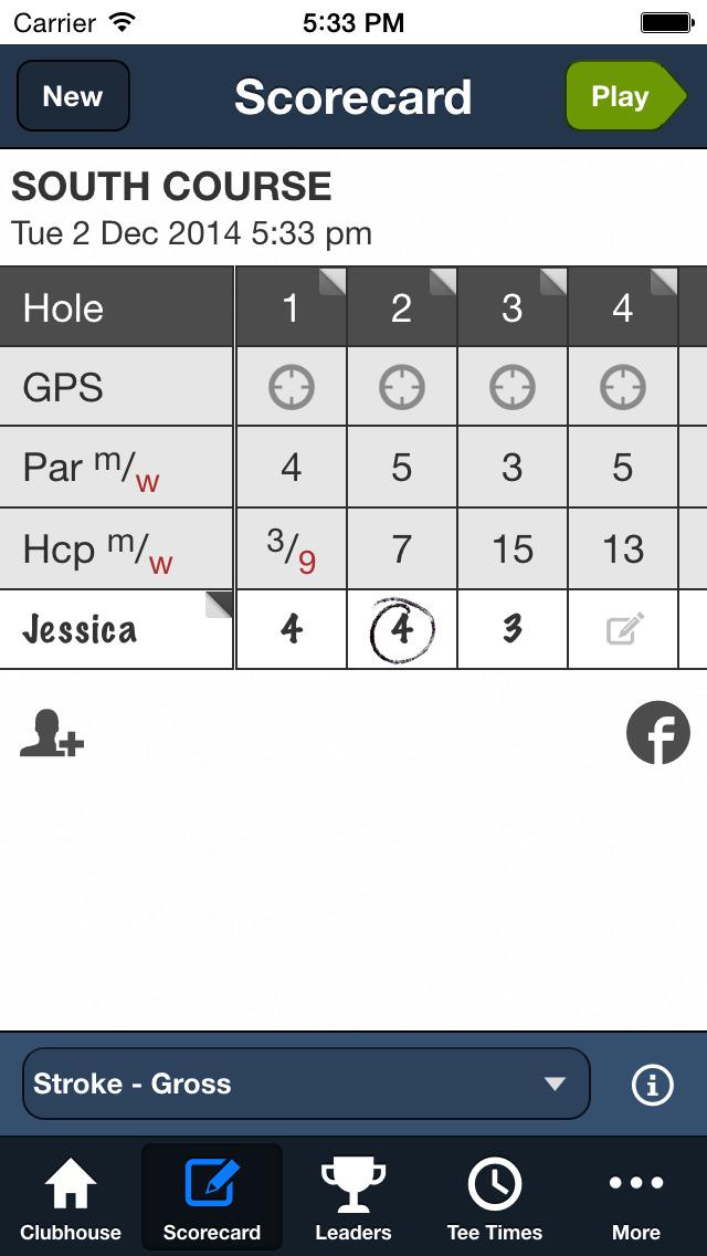 Shadow Hills Golf Club screenshot 2