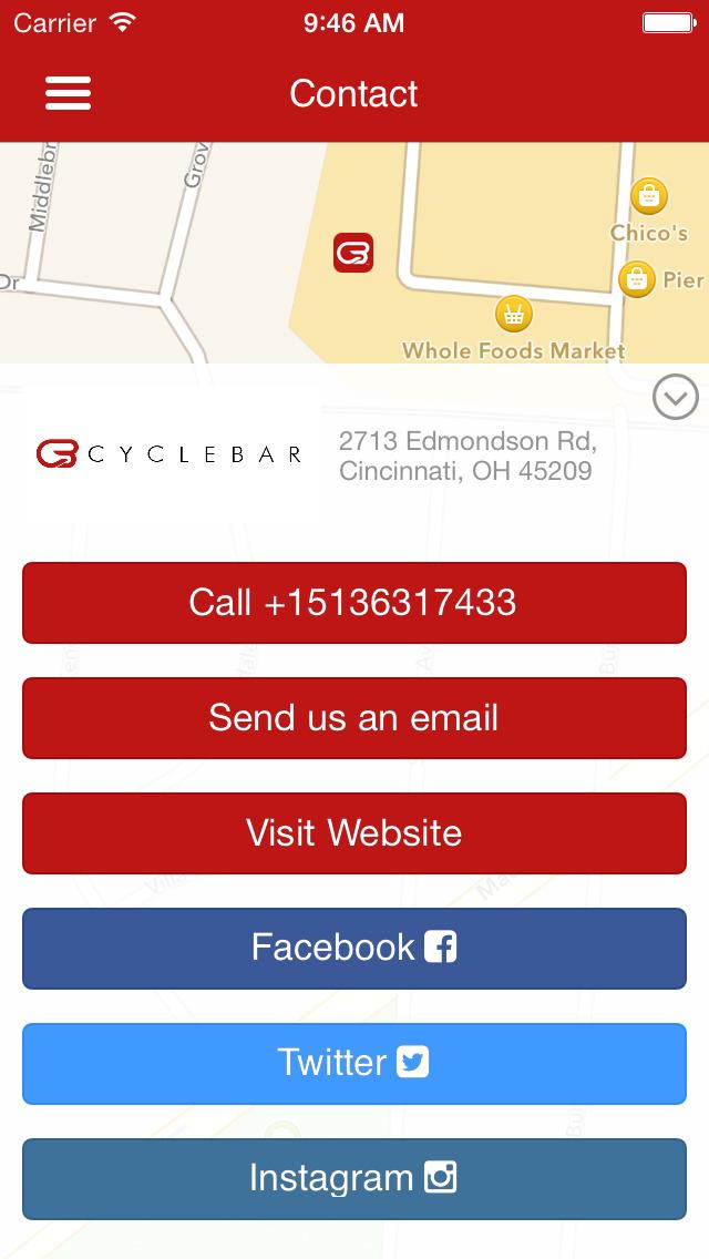 CycleBar screenshot #5