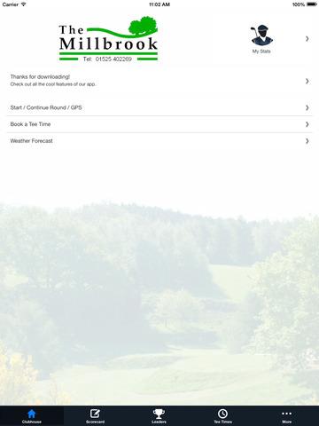 Millbrook Golf Club screenshot 7