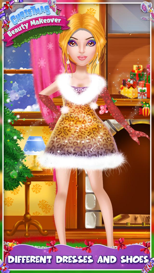Christmas Beauty Makeover screenshot 3