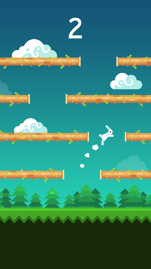 Rabbit Jump screenshot 1