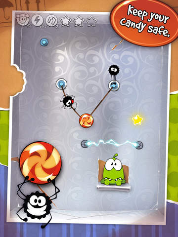 Cut the Rope Original HD screenshot 5