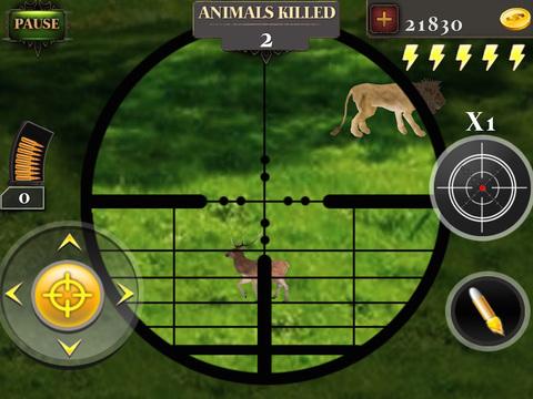 Deer Hunt African Safari 2015 screenshot 7