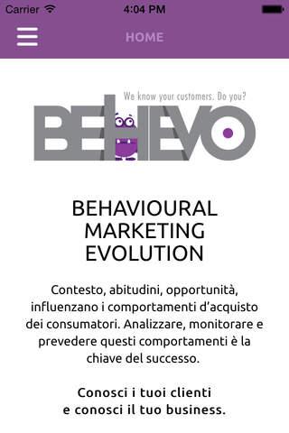 Behevo - náhled