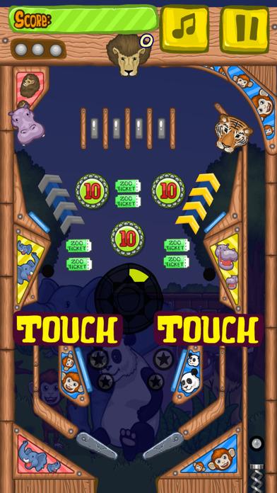 Zoo Pinball ⊙ screenshot 3
