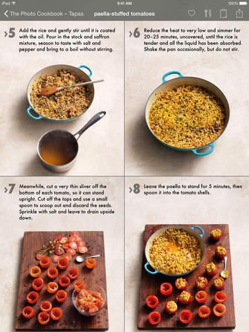 The Photo Cookbook – Tapas screenshot 9