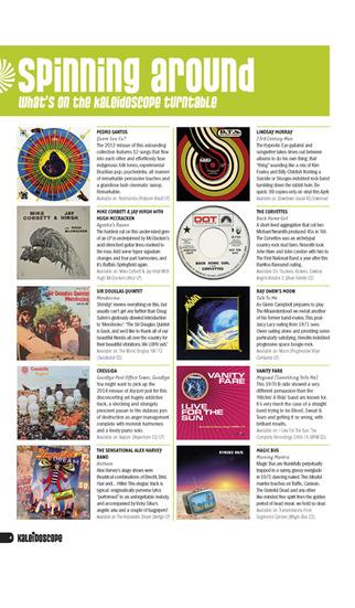 Shindig! Magazine screenshot 2