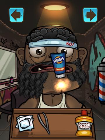Barber for Gansters PRO screenshot 8