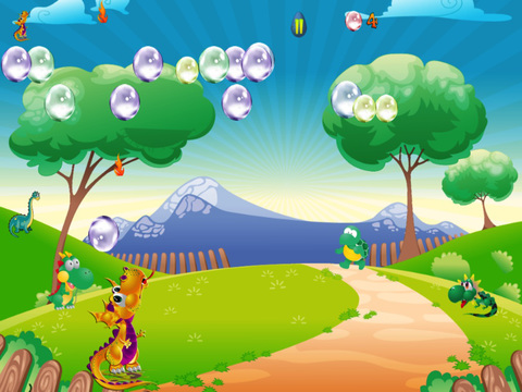 Dragon Bubble Ball screenshot 5