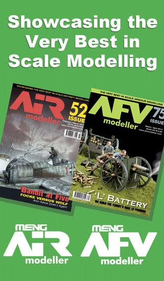 Meng AIR Modeller screenshot 1