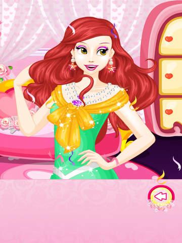 公主婚纱装扮 screenshot 6