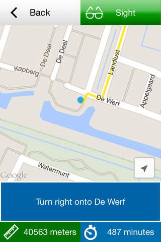 Walk smarter - StreetSmart! AR Pro - náhled