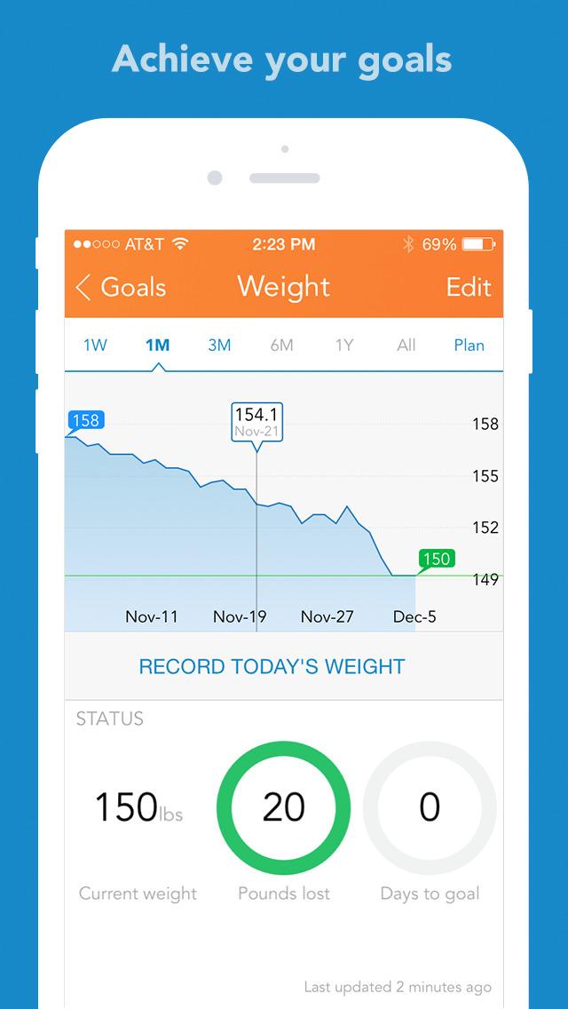 Lose It! – Calorie Counter screenshot 3