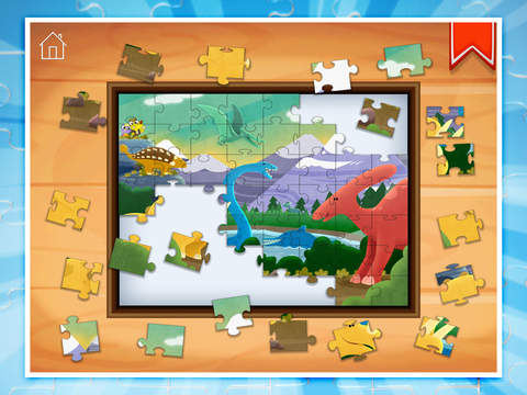 The StoryToys Jigsaw Puzzle Collection screenshot 8