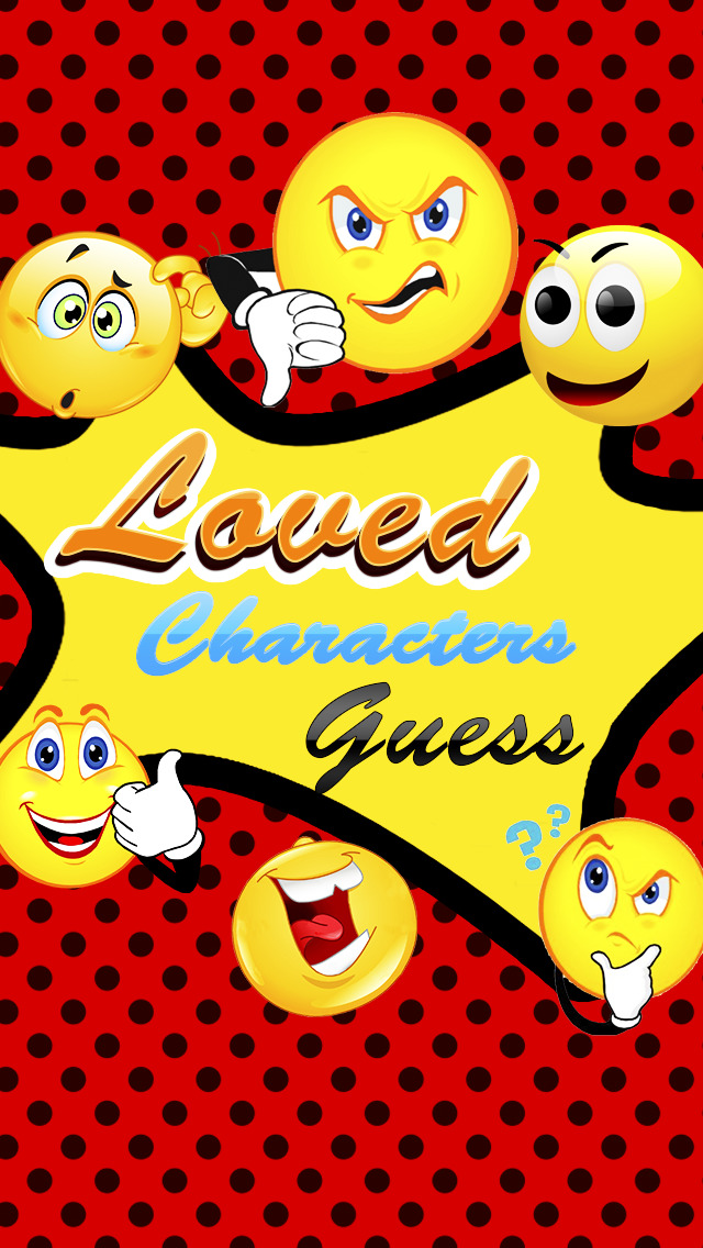 Loved Characters Guess screenshot 1