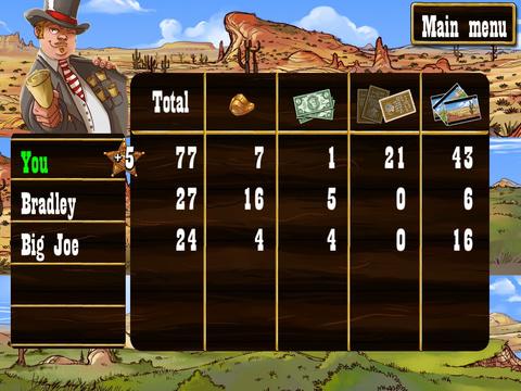 Dice Town Mobile screenshot 8