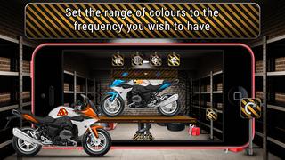 Motorcycle Factory Lite screenshot 2