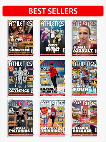 Athletics Weekly Magazine screenshot 6