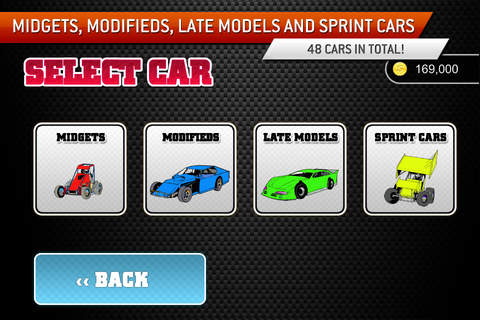 Dirt Racing 2 Sprint Car Game Pro - náhled