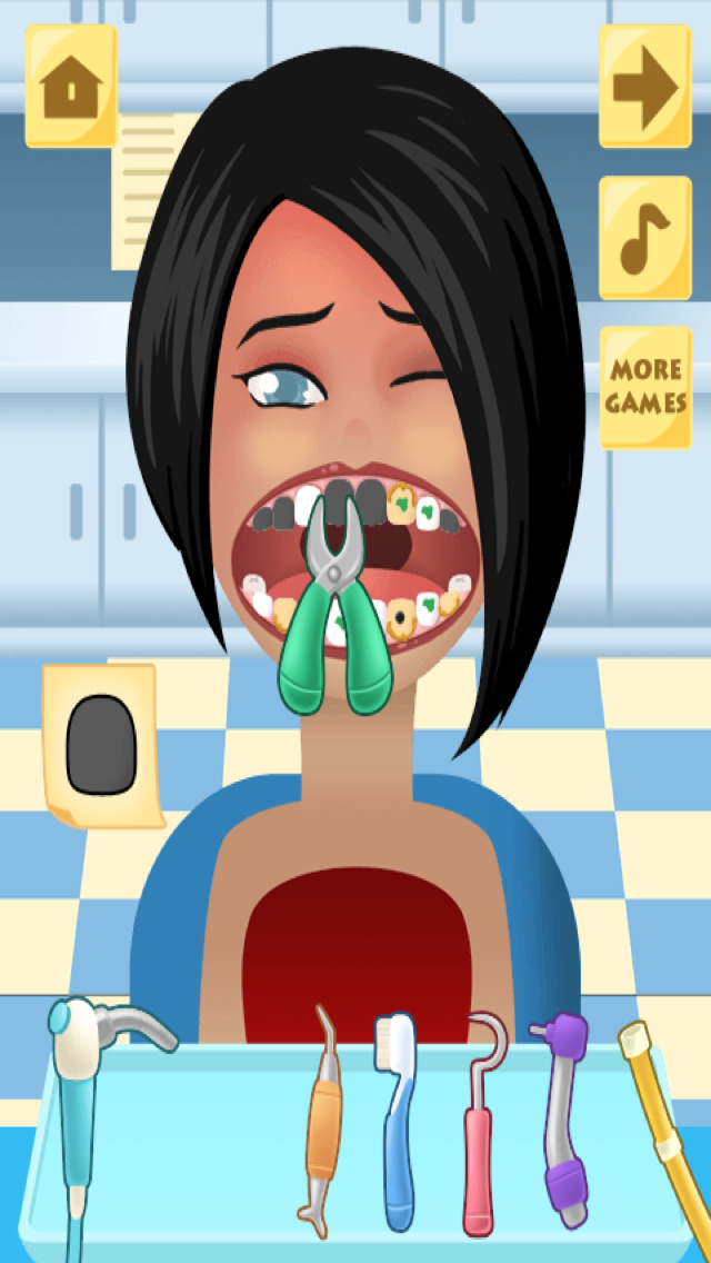 Pop Star Dentist (ad free) screenshot 5