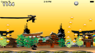 Black Ninja Jumper Pro - Origin of Chaos Clash War screenshot 5