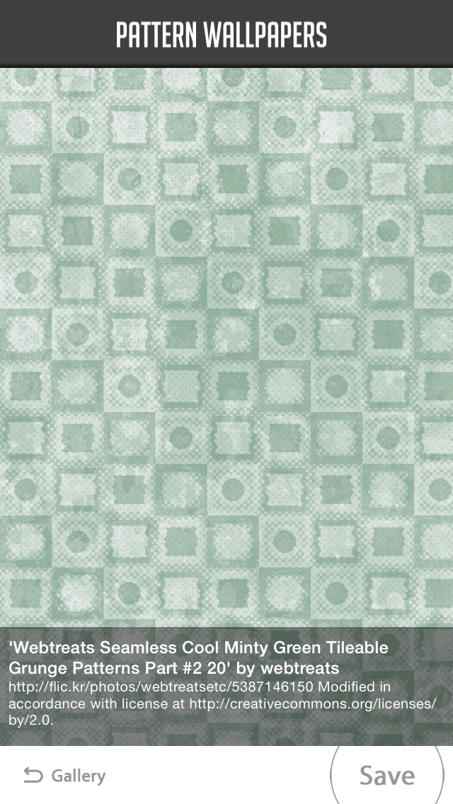 Pattern Wallpapers screenshot 5