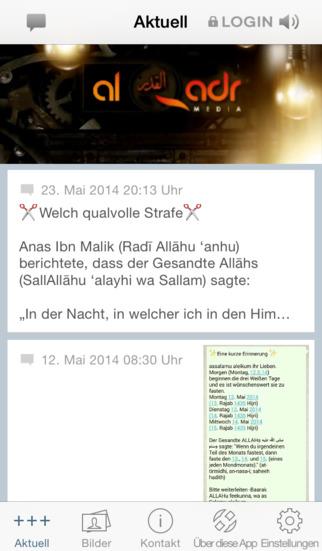 Islam Media screenshot 1
