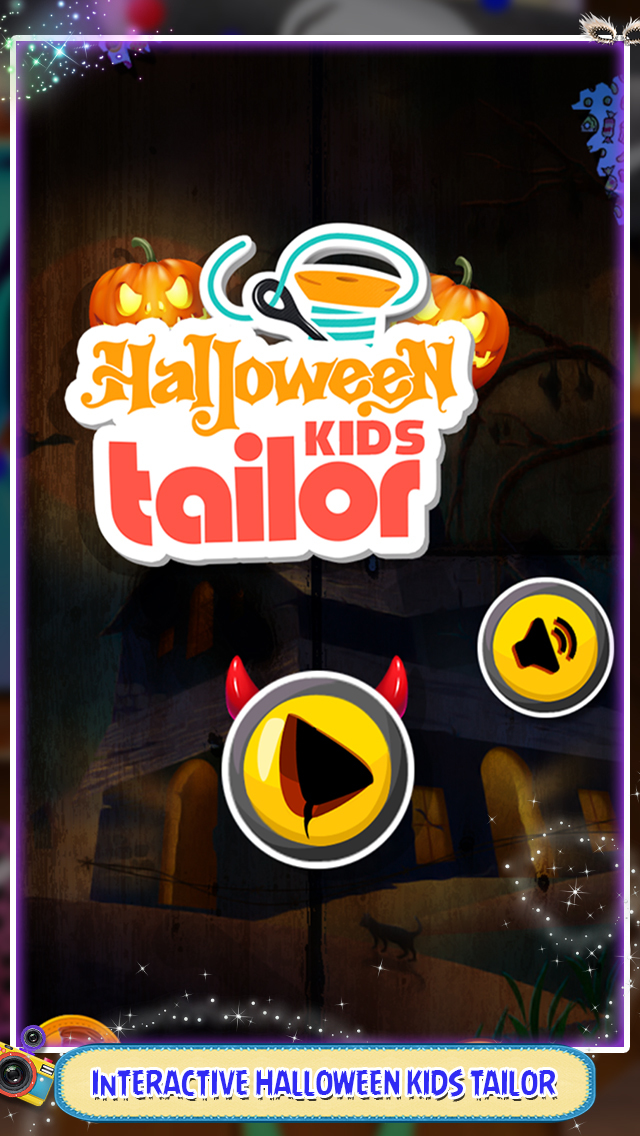 Halloween Kids Tailor screenshot 3