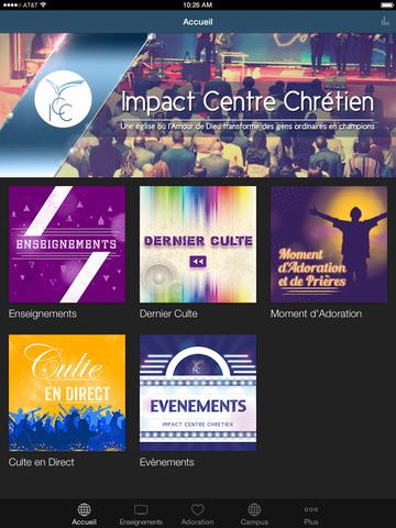 Impact Centre Chrétien screenshot 7