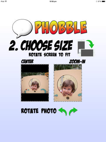 Phobble - Fun Captions - náhled