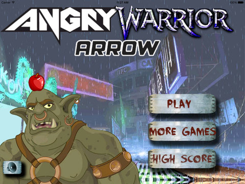 Angry Warrior Arrow - Bow Sniper Shooting Game screenshot 6