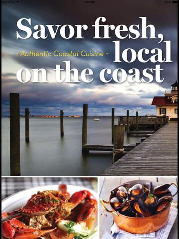 Food and Travel Quarterly Mag screenshot 8