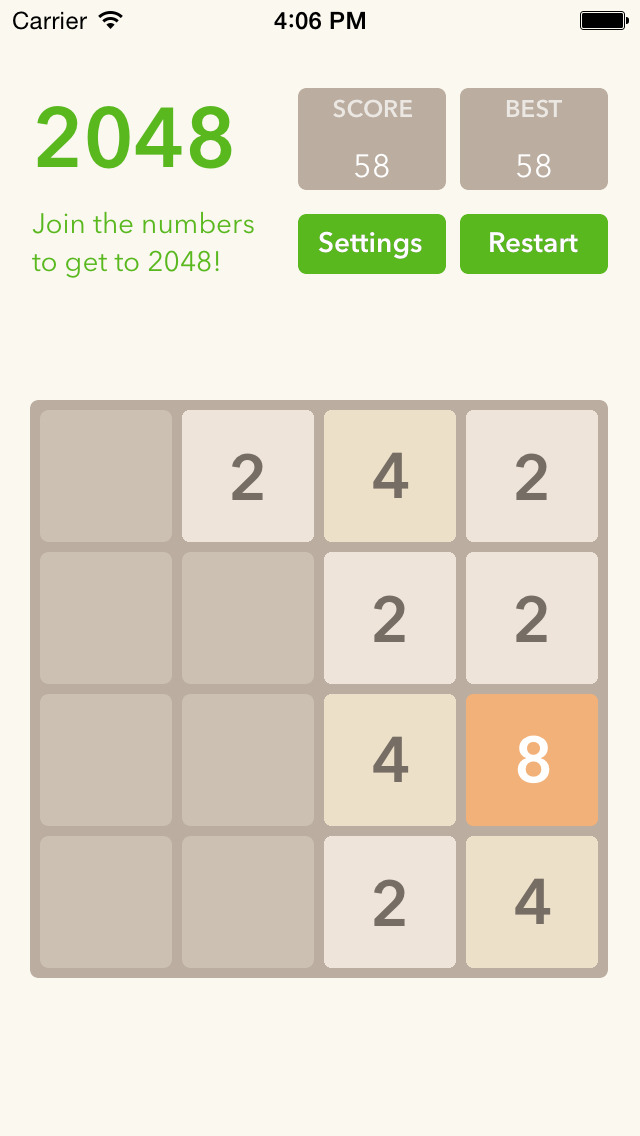 2048 Reloaded screenshot 2