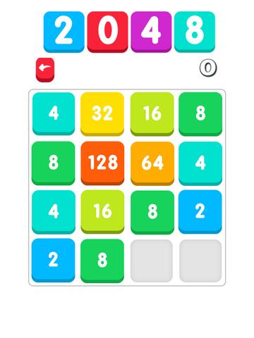 2048 Color Classic screenshot 6
