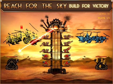 Steampunk Tower screenshot #3