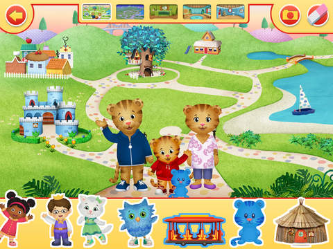 Daniel Tiger's Play at Home screenshot 10