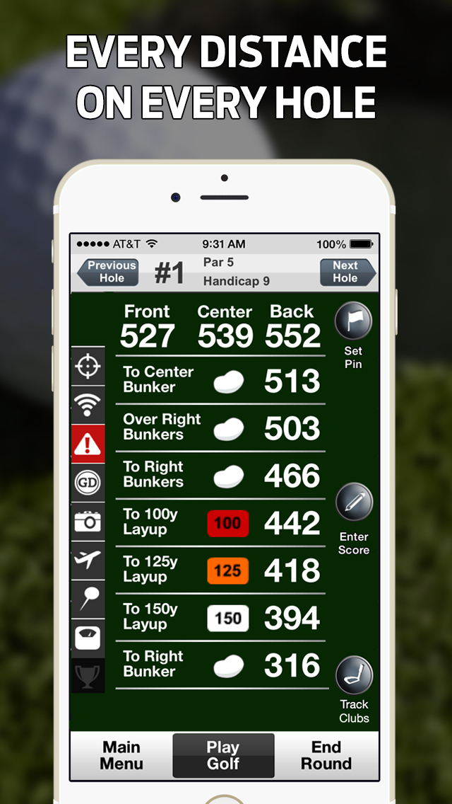 GolfLogix Golf GPS + Putt Line screenshot 3
