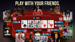 Zynga Poker Classic – Texas Holdem screenshot 2