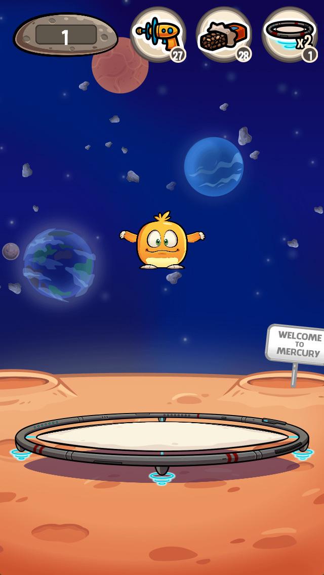 Pooka Bounce screenshot 2
